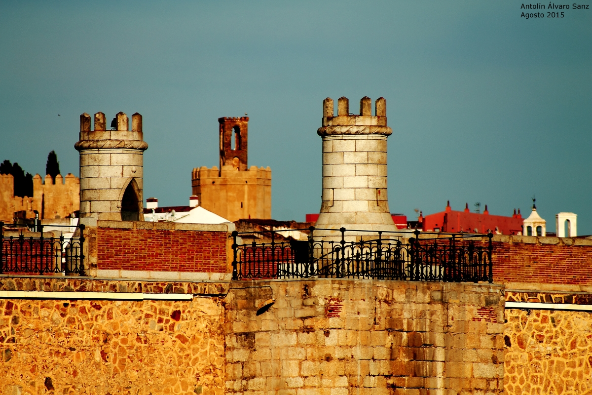 Estampas de Badajoz
